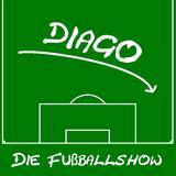 #141 Diago - Die Fußballshow - Die doppelte Hamburgecke, Schwabenderby und goldene Schuhe