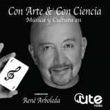 Con Arte y Con Ciencia 13 - Entrevista a MSc. María José Enríquez