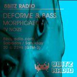 Deforme & Bass #34, at 8Bitz Radio