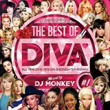 THE BEST OF DIVA #1 -ALL TIME 00's~15's HITS MEGA MIX-