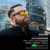 Bratos at Pioneer Dj Radio 2018