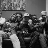 """Emission La Voix du HipHop du samedi 14 mai 2016 en special guests """"Les Artistes de Hanout feat Akum"""