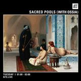 Sacred Pools w/ DJ October & Ossia - 7th March 2016