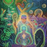 ASH & DJS - ORGANIC SPIRIT & SECTO - MYSTICAL VOYAGERS VISIONARY SHAMANICS SHOW - 9/17