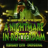 Darkraver & DJ Paul @ Nightmare Rotterdam 1995