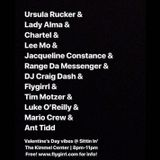 CRAIG DASH @ THE KIMMEL CENTER, PHILADELPHIA 2.14.18