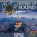 Roberto Krome - Odyssey Of Sound ep. 089