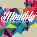 *LE MOOR @ MONTHLY NYE 2014/01/01 part 2/3 3:25a.m