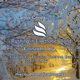 Carlos Cerda - RIEW 164 (20.12.16) [Live @ La Terraza Techno Bar (17.12.16)]