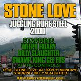 STONE LOVE JUGGLING PURE STEEL 2000