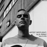 Artist Spotlight: Alix Perez