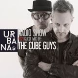 Urbana Radioshow by David Penn Chapter #323::: Guest mix: The Cube Guys