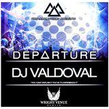 Trio Promotions Presents: DJ VALDOVAL - D E P A R T U R E (Competition Mix)