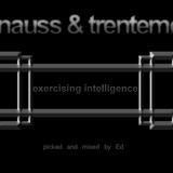"""schnauss & trentemøller - """"exercising intelligence"""" , by ed"""
