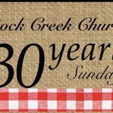 30th Church Anniversary - Audio