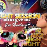 Jose Nussbaum - Night Session 84