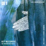Kit Records w/ Paradigm Discs - 6th August 2017