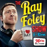 The Ray Foley Show Friday Mix 98FM 4th October 2013