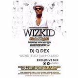 BEST OF WIZKID x EUGY x JAIJHOLLAND #SAFARINIGHT3 PROMO MIX BY DJ QDEX