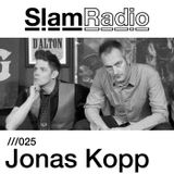 Slam Radio - 025 Jonas Kopp