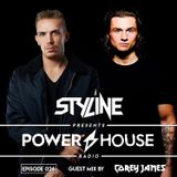 Power House Radio #26 (Corey James Guestmix)