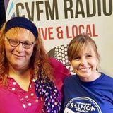 A & E Show on CVFM Radio 18th September 2018