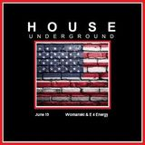 E 4 Energy & Womanski Two in the HOUSE 5 - In And Out Of My House (June 2019)