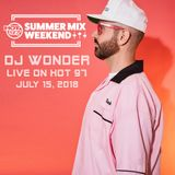 DJ Wonder - Hot 97 Mix - 7-15-18