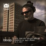 Live from Red Gallery Rooftop w/ Alex Arnout - 28.9.2017