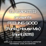 Dj Cripster - Feeling Good (Funky House Mix) (April 2019)