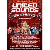 Mampi Swift with MCs Bassman & Loki @ United Sounds Battle Of The Crews 2011