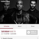 Yellow Claw @ Queens Domain, Beyond Wonderland San Bernardino, United States 2016-03-19