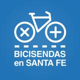 "Nota ""Ciclocine"" - Bicisendas Santa Fe - 23/07/14"