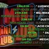 Acidchicken @ FUNKY GALACTIC ( Mini Club )
