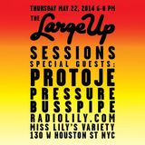 Large Up Sessions with Pressure and Protoje