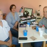 Συνέντευξη Δημήτρη Στρατούλη - Νίκου Σακούτη στην Ικαριακή Ραδιοφωνία - 21 Οκτωβρίου 2017