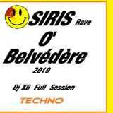 Osiris Rave - Belvédère 2019