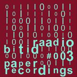 Paper Recordings Promo mix@Öö Groove (1997???)