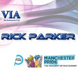 DJ Rick Parker - Ride to Manchester Pride 2013