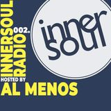 InnerSoul Radio Episode 002 with Al Menos