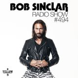 Bob Sinclar - Radio Show #494