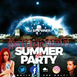 DJ SPAWNER - SUMMER 2017