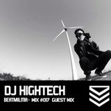 Beatmilitia Guest Mix #017 - DJ Hightech