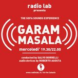 GIUSEPPE MARCHETTI @ Garam Masala - Radio Lab