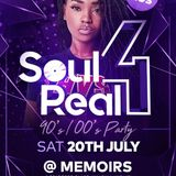 Pacjam Live @ Soul 4 Real 20.7.19