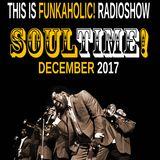 this is FUNKAHOLIC! RADIOSHOW december 2017