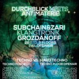 Klangtronik - Durchblick meets Antimaterie (Mikroport Club Krefeld, 11.07.2015)
