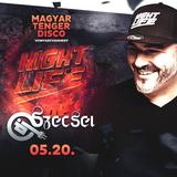2018.05.20. - NIGHTLIFE - Magyar Tenger Disco, Vonyarcvashegy - Sunday