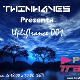 Twinwaves pres. UplifTrance 001 (08-03-2013)