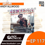 Sanctuary Show 117 with Guest Mix by Lee Kenny ~ Ibiza Radio 1 ~ 21/07/19